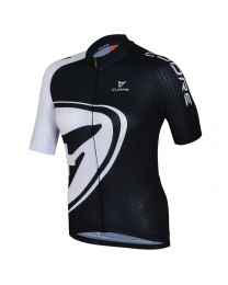 Women's Silver S/Sleeve Race Jersey
